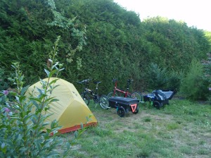 Campsite in Challans
